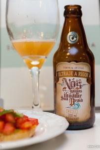 Cerveja Ultraje a Rigor Weiss